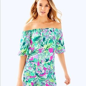 Lilly Pulitzer Fawcett Early Bloomer dress.Size XS